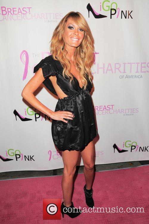 Jasmine Dustin Fashion Fights Breast Cancer - runway...