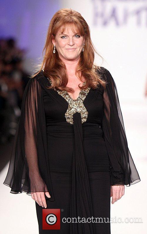 Sarah Ferguson, The Duchess of York Mercedes-Benz IMG...