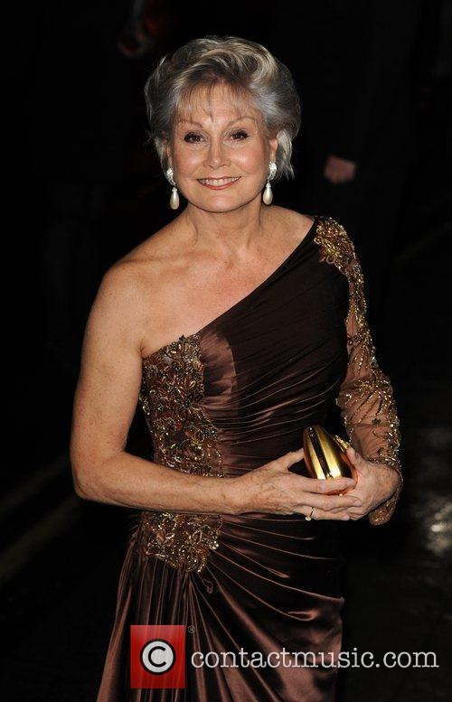 Angela Rippon Fashion For The Brave held at...