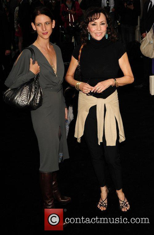 Maria Grachvogel and Marie Helvin Fashion's Night Out:...