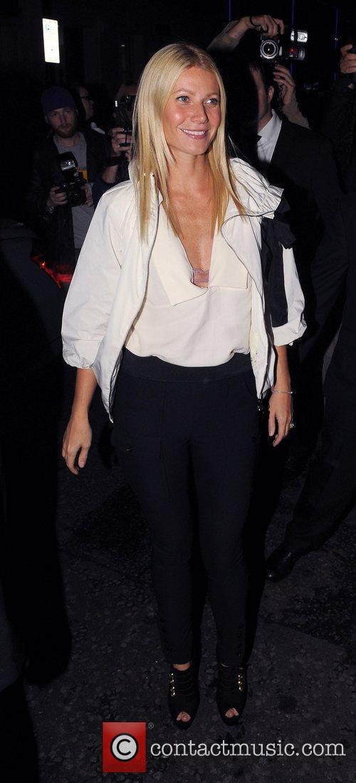 Gwyneth Paltrow, Stella Mccartney, The Fashion