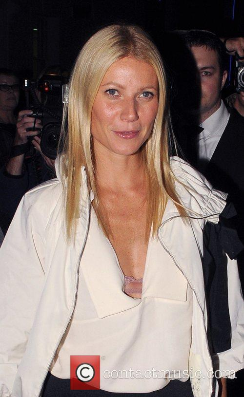 Gwyneth Paltrow, Stella Mccartney, The Fashion