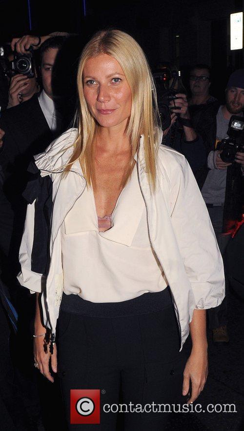 Gwyneth Paltrow, Stella Mccartney and The Fashion 4
