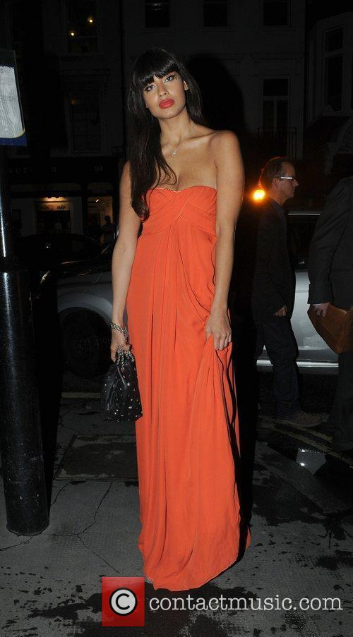 Jameela Jamil, Stella Mccartney and The Fashion 4