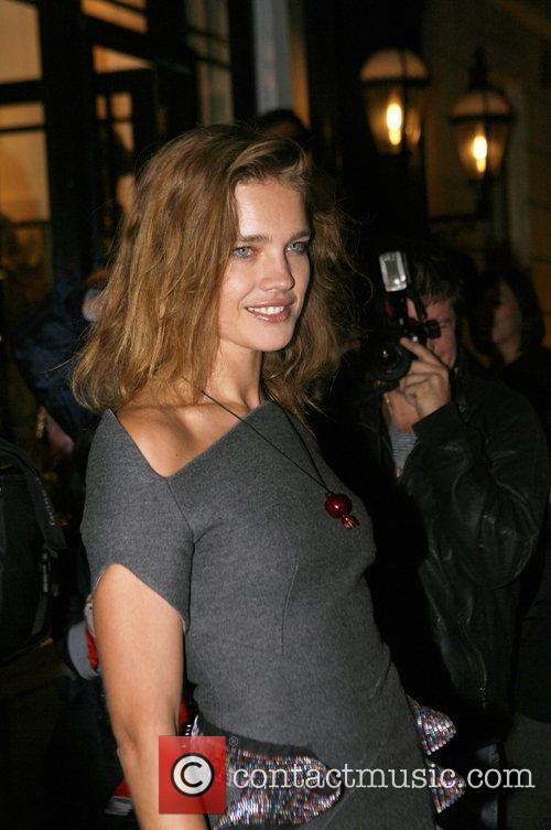 Natalia Vodianova, Stella Mccartney and The Fashion 3