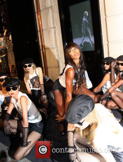 Fashion's Night Out at Dolce & Gabbana's Madison...