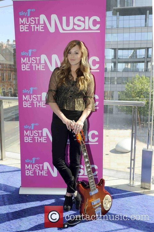 Photocall to launch Sky1's Must Be the Music...