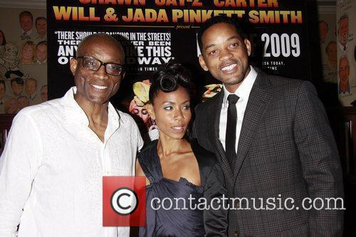Bill T. Jones, Jada Pinkett-Smith and Will Smith...