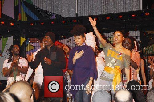 Cast and Patti Labelle 1
