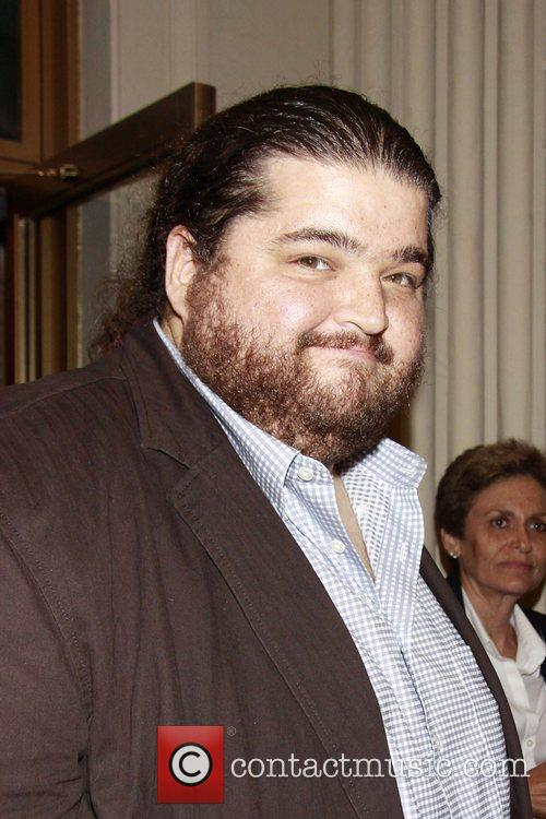 Jorge Garcia from the television show 'Lost' The...