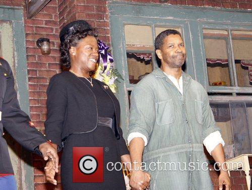 Viola Davis and Denzel Washington 6