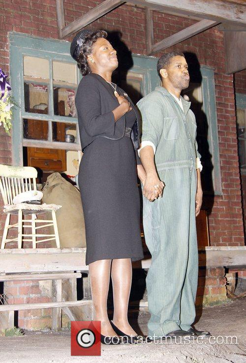 Viola Davis and Denzel Washington 8