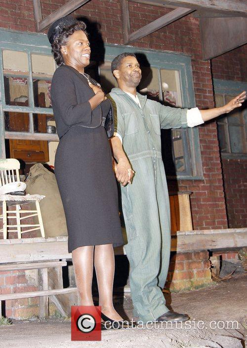 Viola Davis and Denzel Washington 7