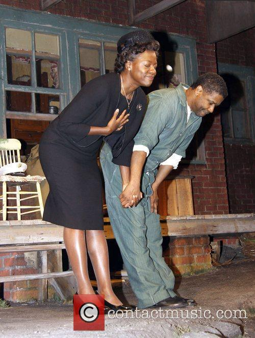 Viola Davis and Denzel Washington 2