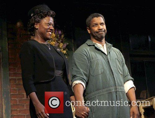 Viola Davis and Denzel Washington 4