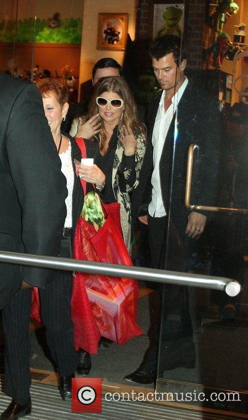 Fergie and Josh Duhamel 3
