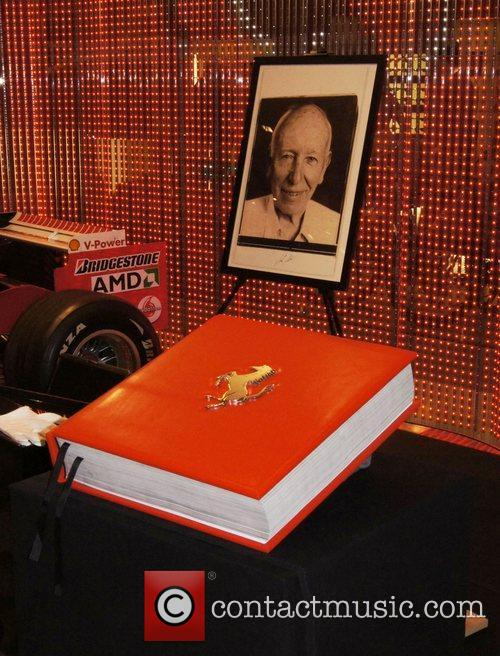 Atmosphere attends the Ferrari Opus Event at Regents...