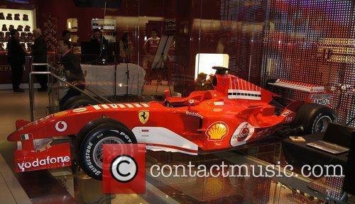 Atmosphere The Ferrari Opus Event at Regents Street...