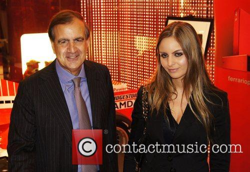 Alain Giorgio Maria Economides and Guest attend the...