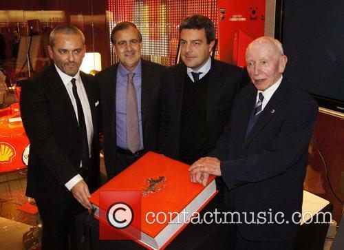 Alain Giorgio Maria Economides, John Surtees and Guests...