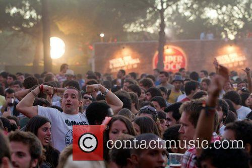 Atmosphere,  performing at the 16th Festival SuperBock...