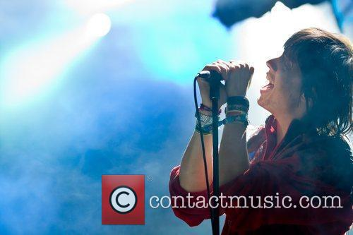 Julian Casablancas,  performing at the 16th Festival...