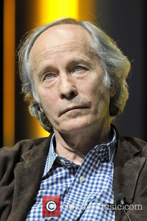 Author and Pulitzer Prize 1996 winner Richard Ford...