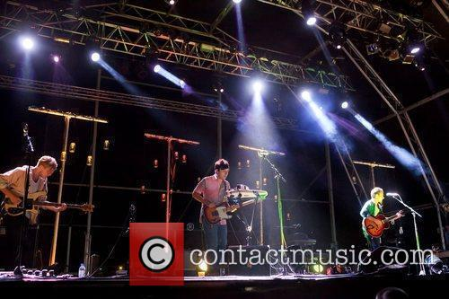 Performing at the 16th Festival SuperBock SuperRock -...