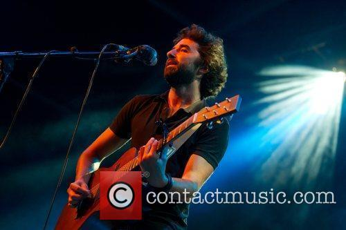 Tiago Bettencourt and Mantha Festival Sudoeste TMN at...