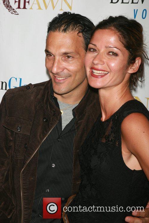 Jill Hennessy and Paolo Mastropietro 1
