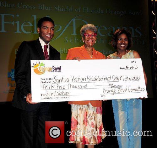 The Florida Orange Bowl Field of Dreams Scholarship...