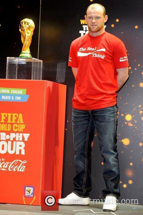 Photocall for 'FIFA World Cup Trophy Tour' at...