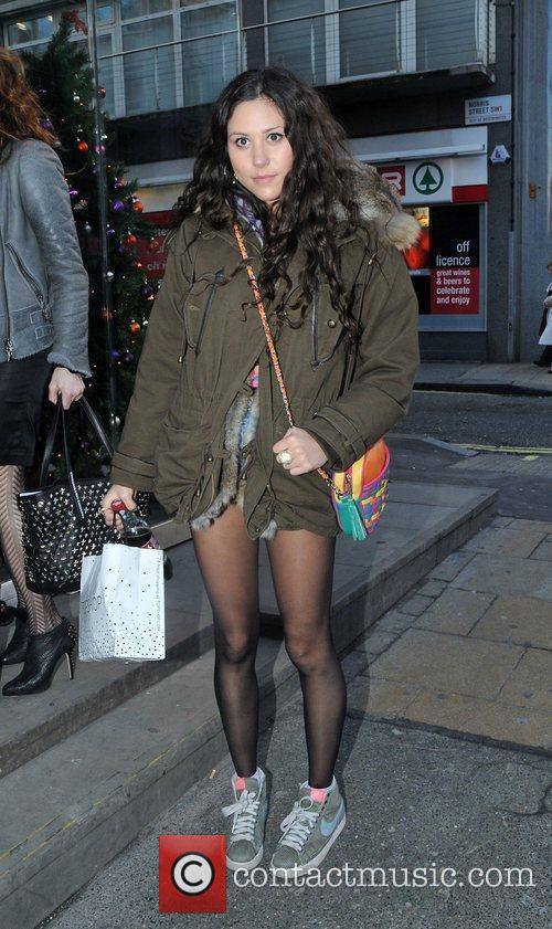 Eliza Doolittle Fight For Life Christmas Party at...