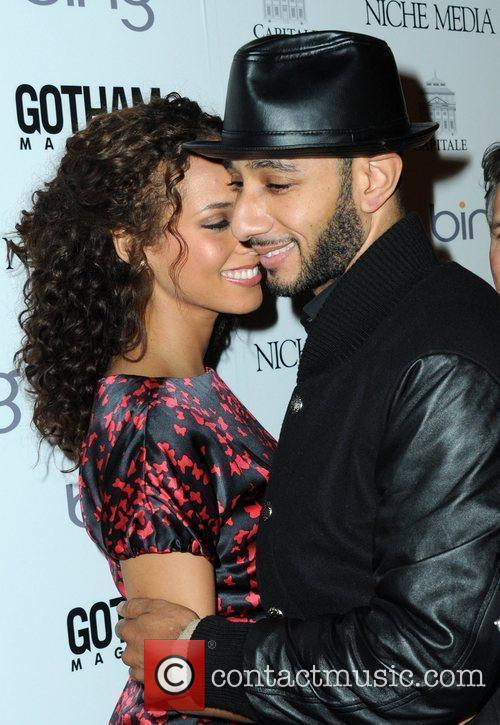 Alicia Keys and Swizz Beatz 1