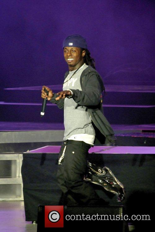 *file photo* * LIL WAYNE RELEASED FROM PRISON...