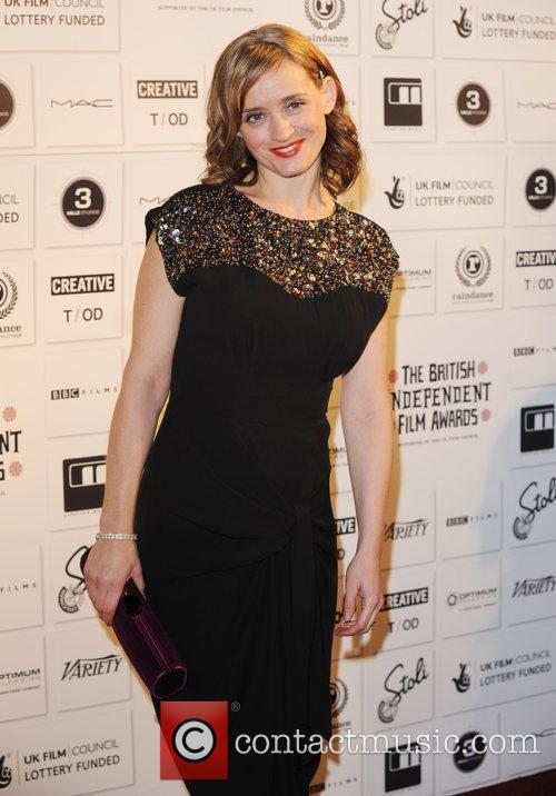 Ann Marie Duff The British Independent Film awards...