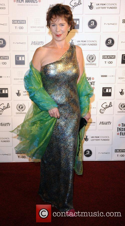 Celia Imerie The British Independent Film awards London,...