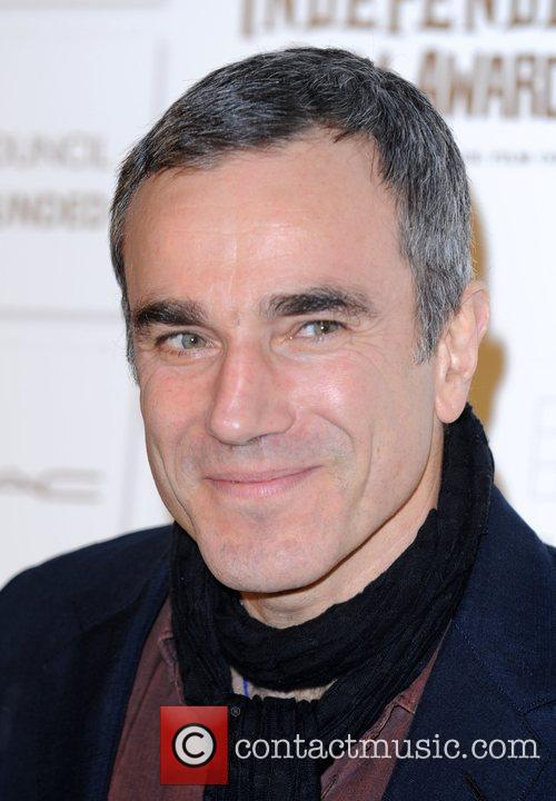 Daniel Day Lewis The British Independent Film awards...