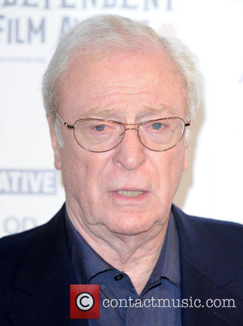Sir Michael Caine The British Independent Film awards...