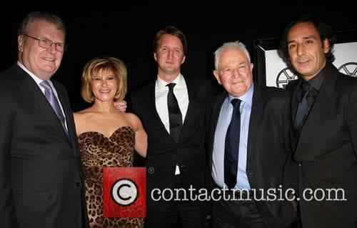 Amy Pascal, David Seidler and Los Angeles Film Critics Association