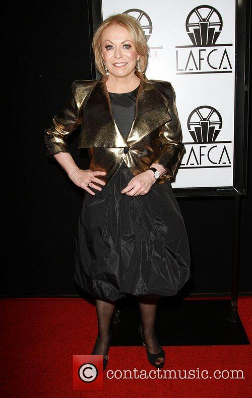 Jacki Weaver and Los Angeles Film Critics Association 1