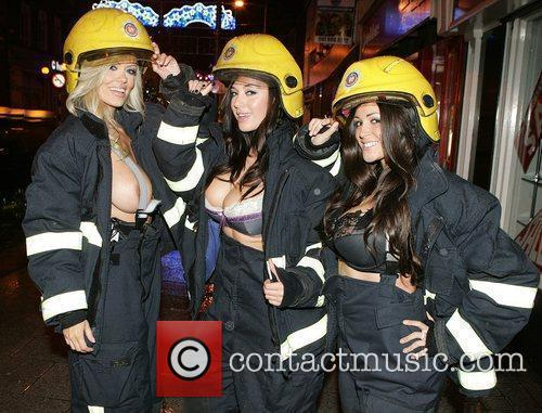 Launch of the Drogheda fire service charity 2010...