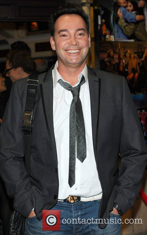 Craig Revel Horwood at the Flashdance The Musical...