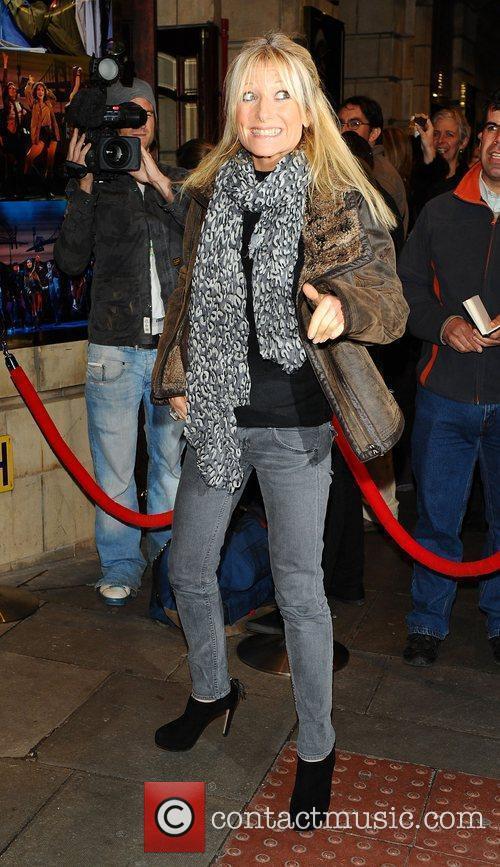 Gaby Roslin and Flashdance 1