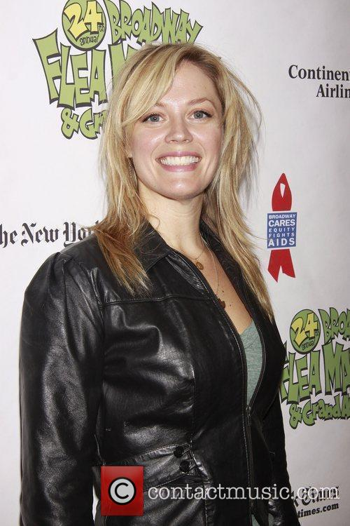 Elizabeth Stanley The 24th Annual Broadway Cares/Equity Fights...
