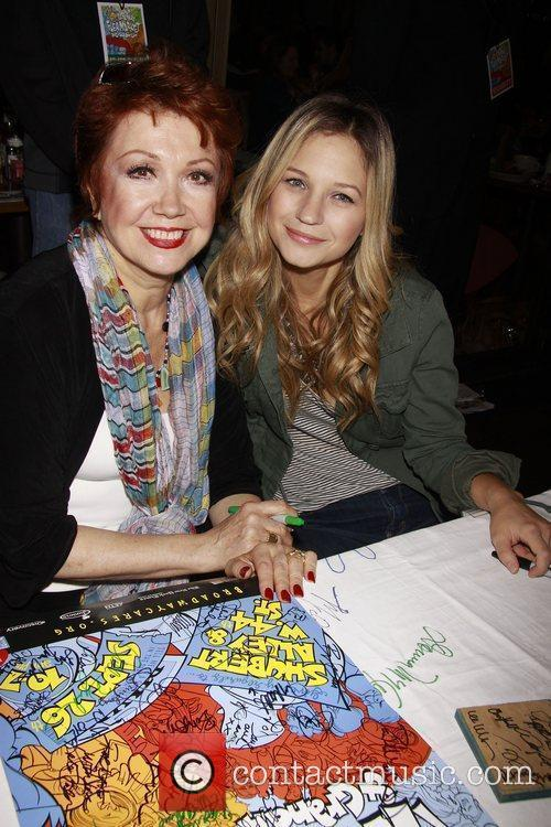Donna McKechnie and Vanessa Ray The 24th Annual...
