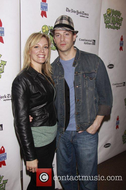 Elizabeth Stanley and Levi Kreis The 24th Annual...