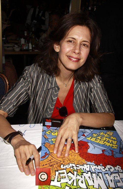 Jessica Hecht  The 24th Annual Broadway Cares/Equity...