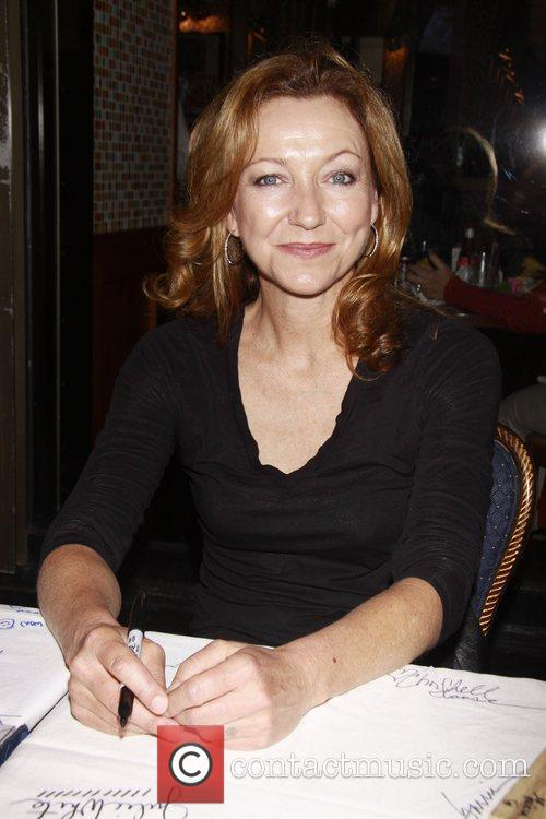 Julie White The 24th Annual Broadway Cares/Equity Fights...
