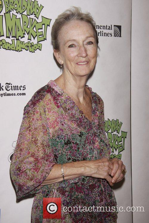 Kathleen Chalfant and Flea 2